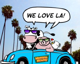Meatless Monday love Los Angeles