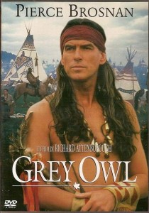 Grey Owl, Pierce Brosnan, 1999