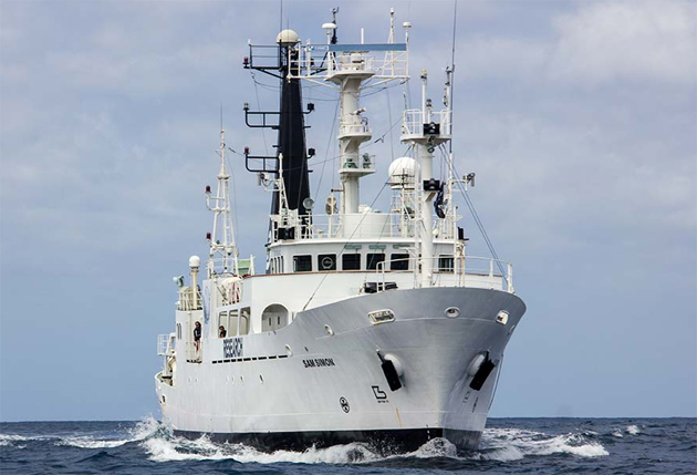 Sea Shepherd - Sam simon