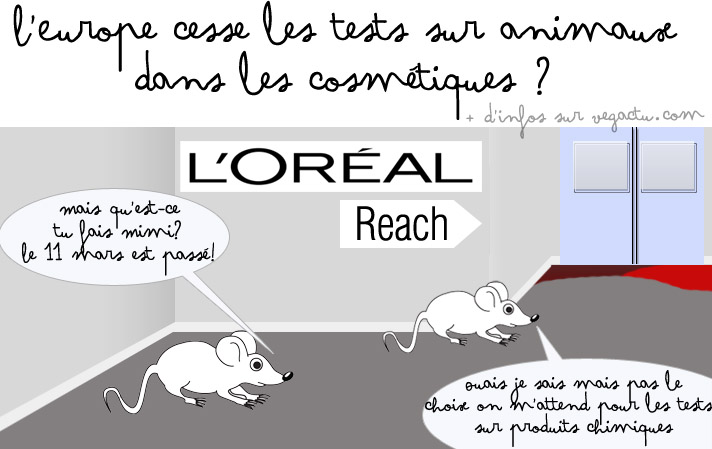 fin tests sur animaux 11 mars