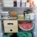 Le frigo de Lili's Kitchen