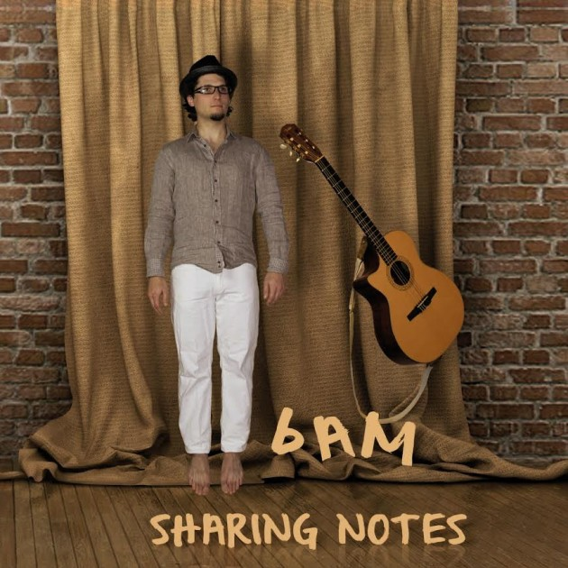 La pochette de son prochain album : Sharing Notes