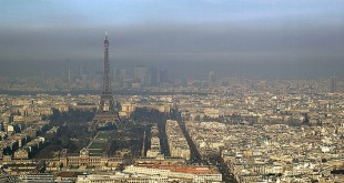 Pollution à Paris
