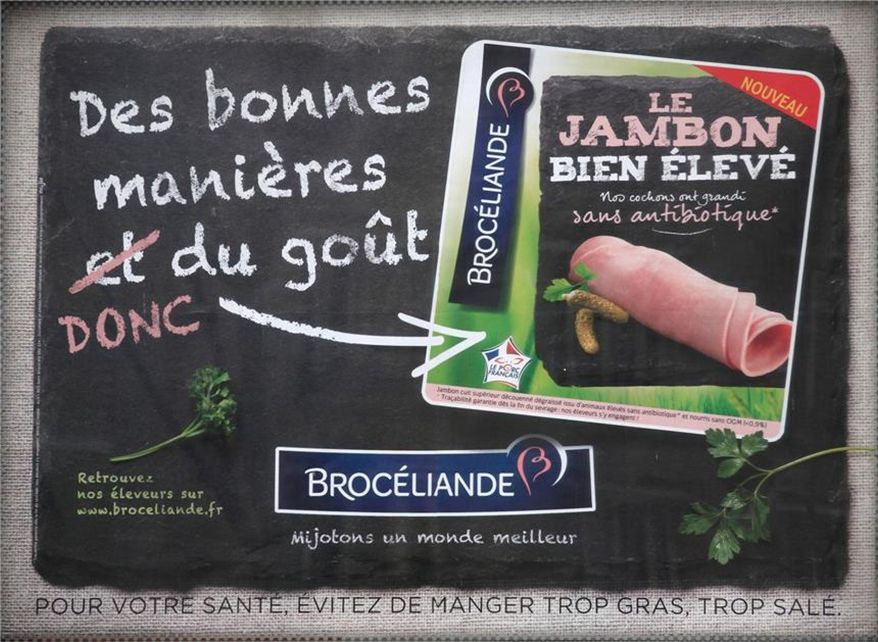 Brocéliande remporte le prix du packaging le plus trompeur.